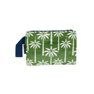 Desert Palm Mini Zip Pouch