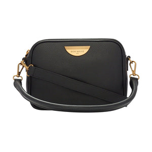 Sidekick Crossbody Bag Black/Antique Gold