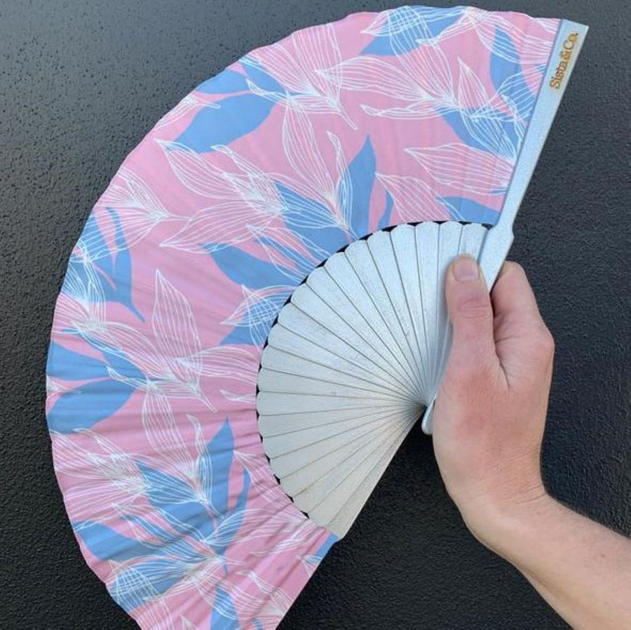 Sunset Kisses Fan