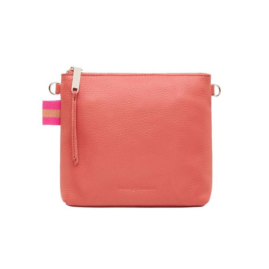 Alexis Crossbody - Dusty Coral