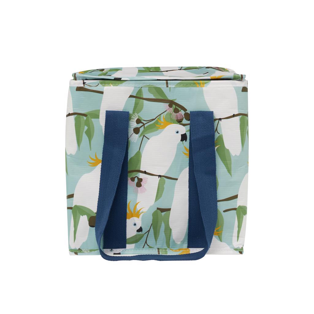 Cockatoo Insulated Shopper
