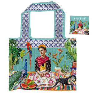 Frida's Paradise Foldable Shopper