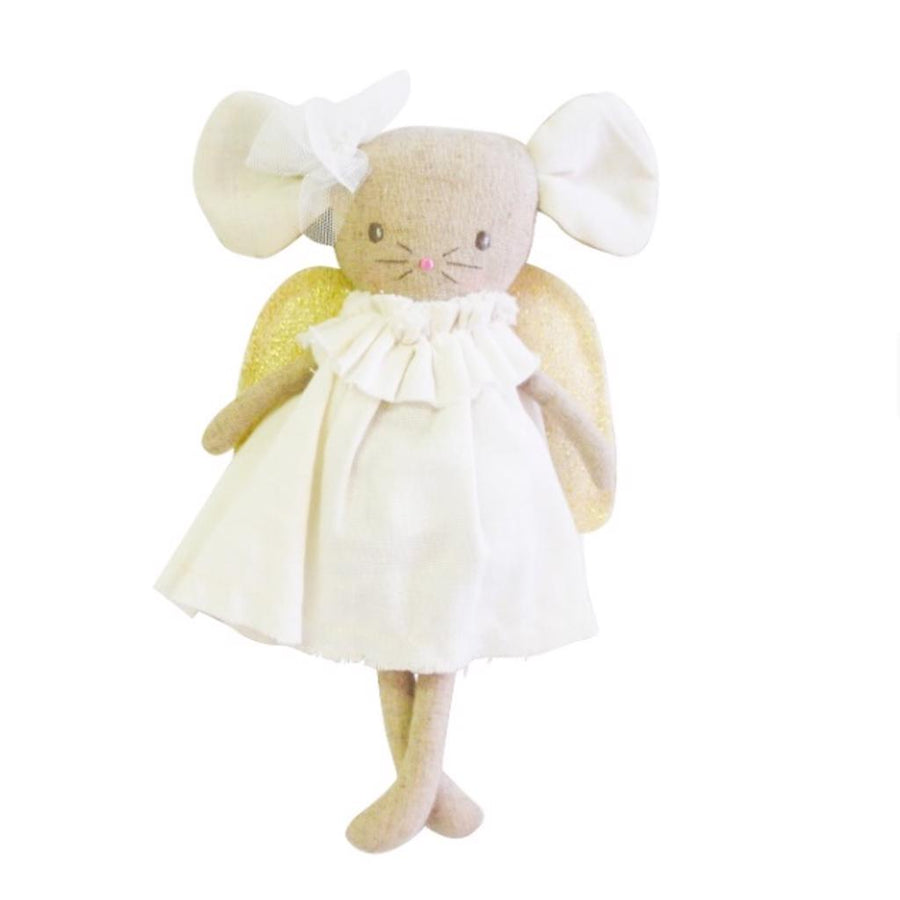 Angel Baby Mouse Ivory Gold