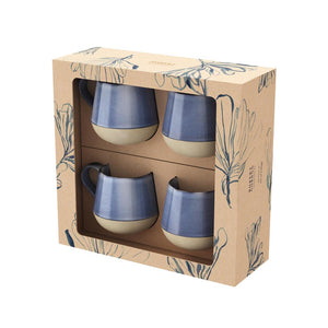 Bottoms Up Mug - Denim
