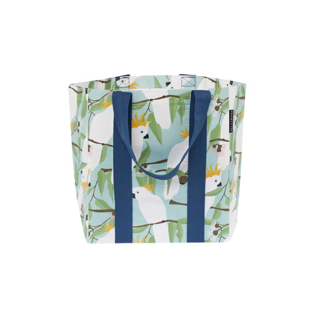 Cockatoo Shopper Tote