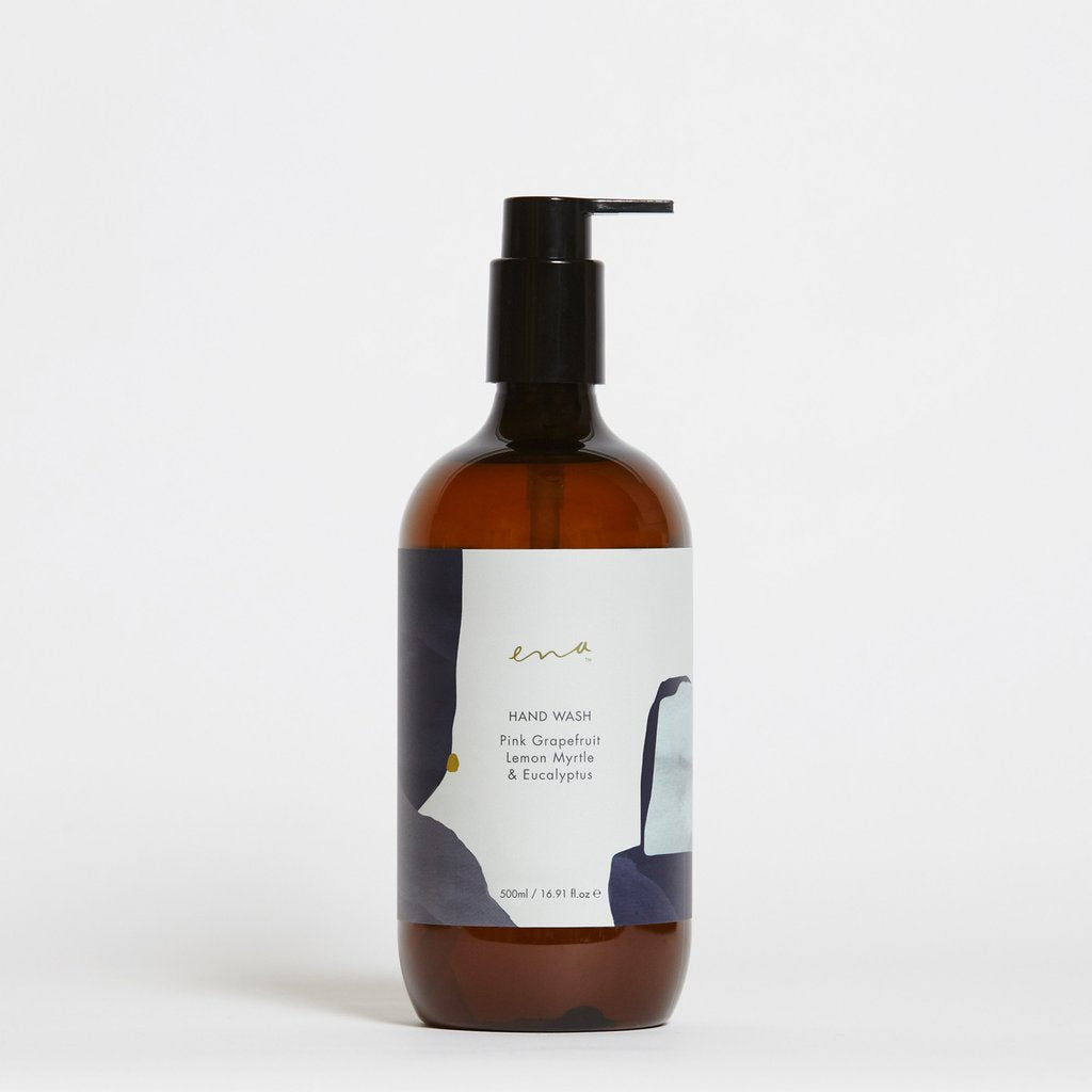 Hand Wash Pink Grapefruit, Lemon Myrtle & Eucalytus
