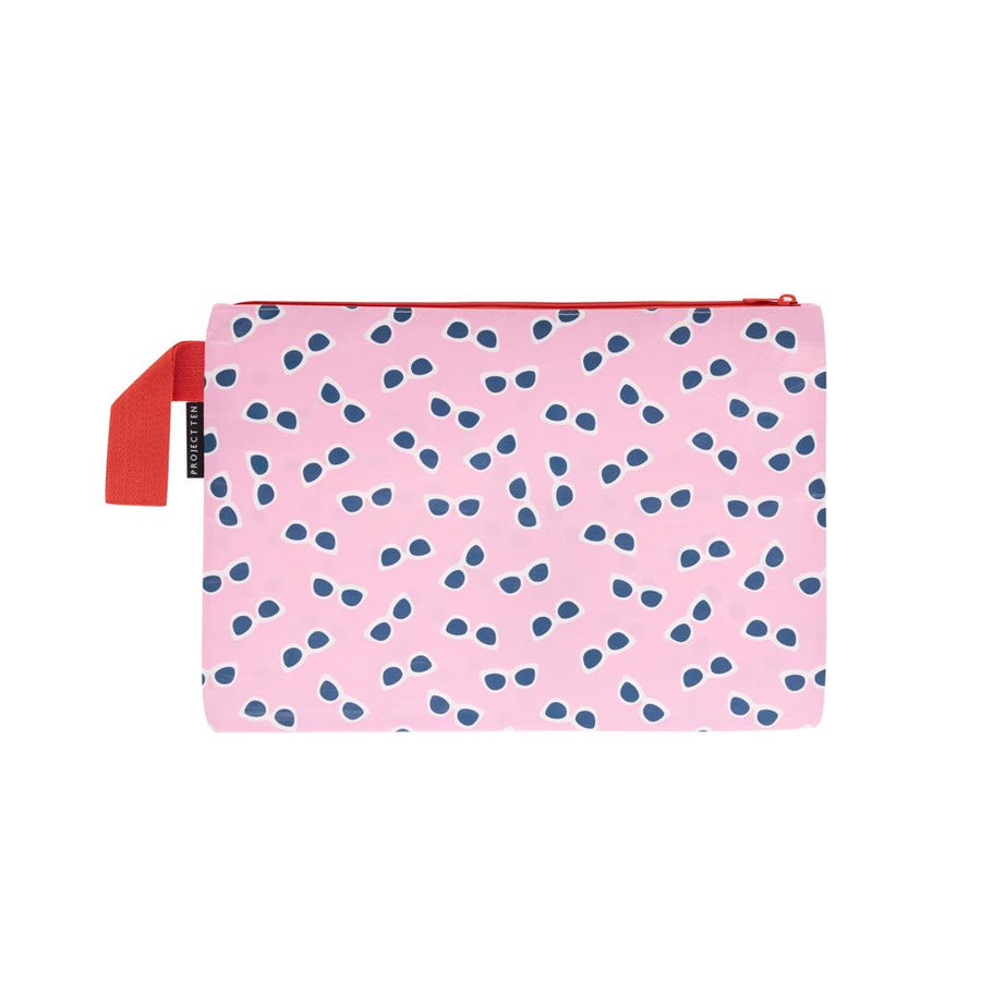 Sunglasses Zip Pouch
