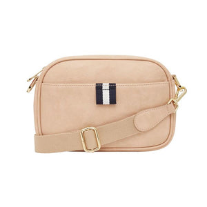 New York Camera Bag - Nude Pebble