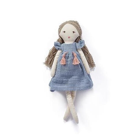 Baby Lily Doll Blue