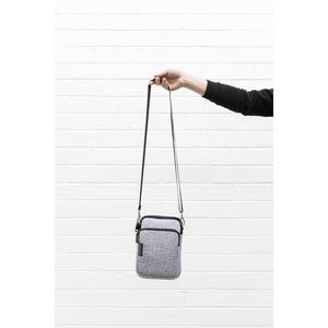 Prene Mimi Bag - Light Grey Marle