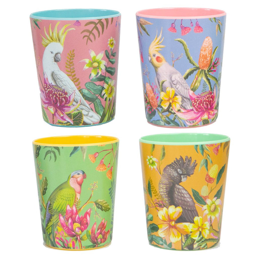 Floral Paradiso Cup Set