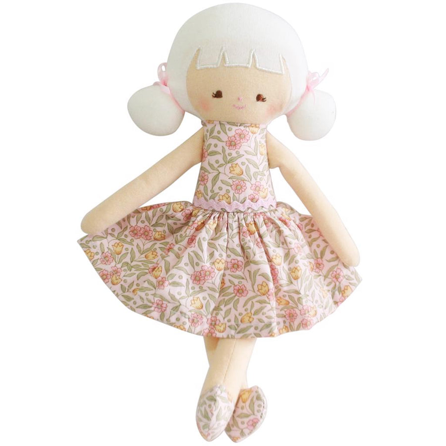 Audrey Doll Blossom Lily Pink
