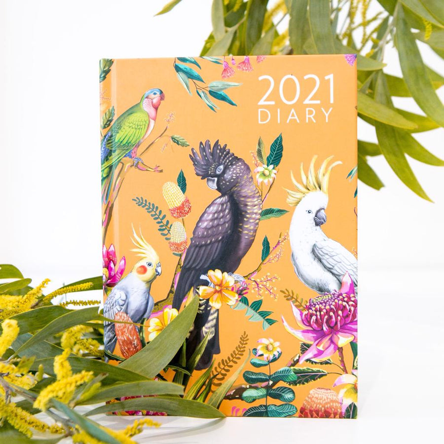 2021 Floral Paradiso Diary