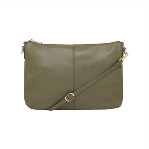 Bowery Shoulder Bag - Khaki