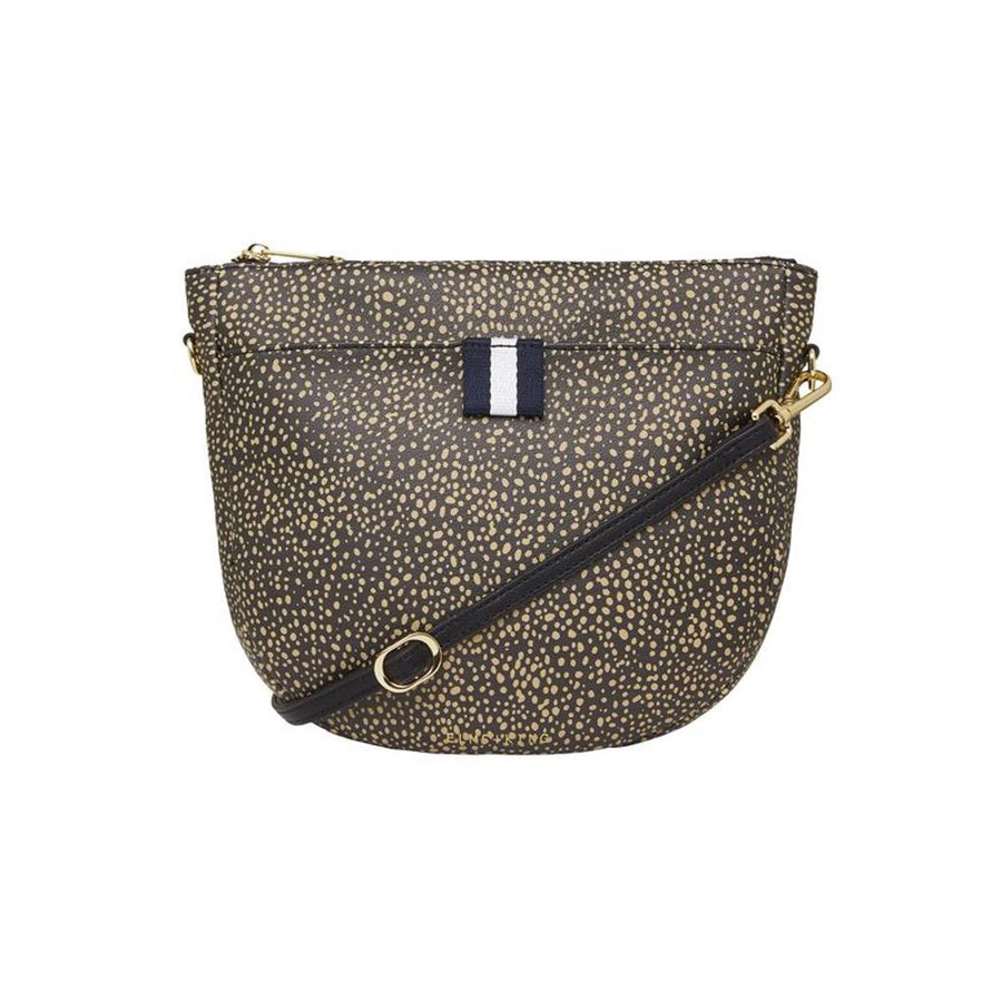 New York Shoulder Bag - Dark Cheetah