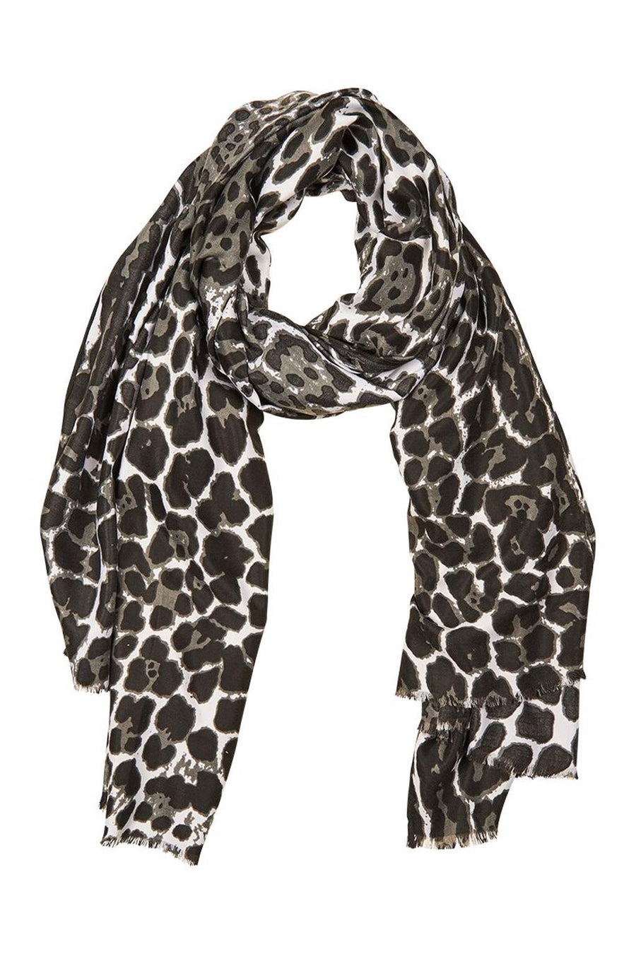 Amal Scarf - Charcoal
