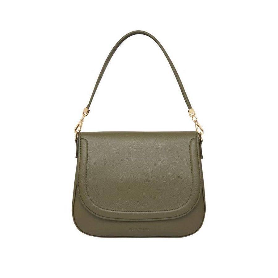 Ferrara Saddle Bag - Khaki