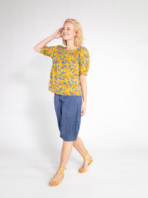 Bliss Top Marigold