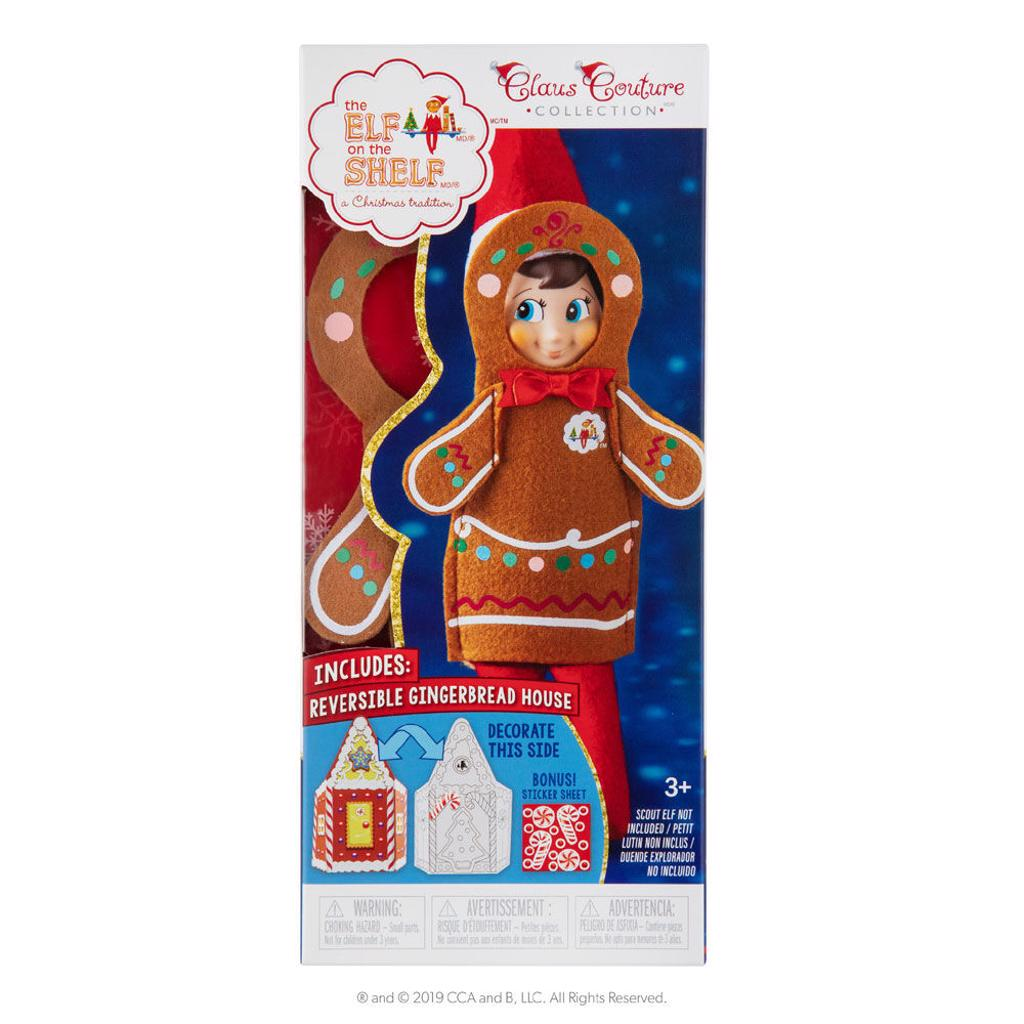 Claus Couture - Jolly Ginger Bread Set