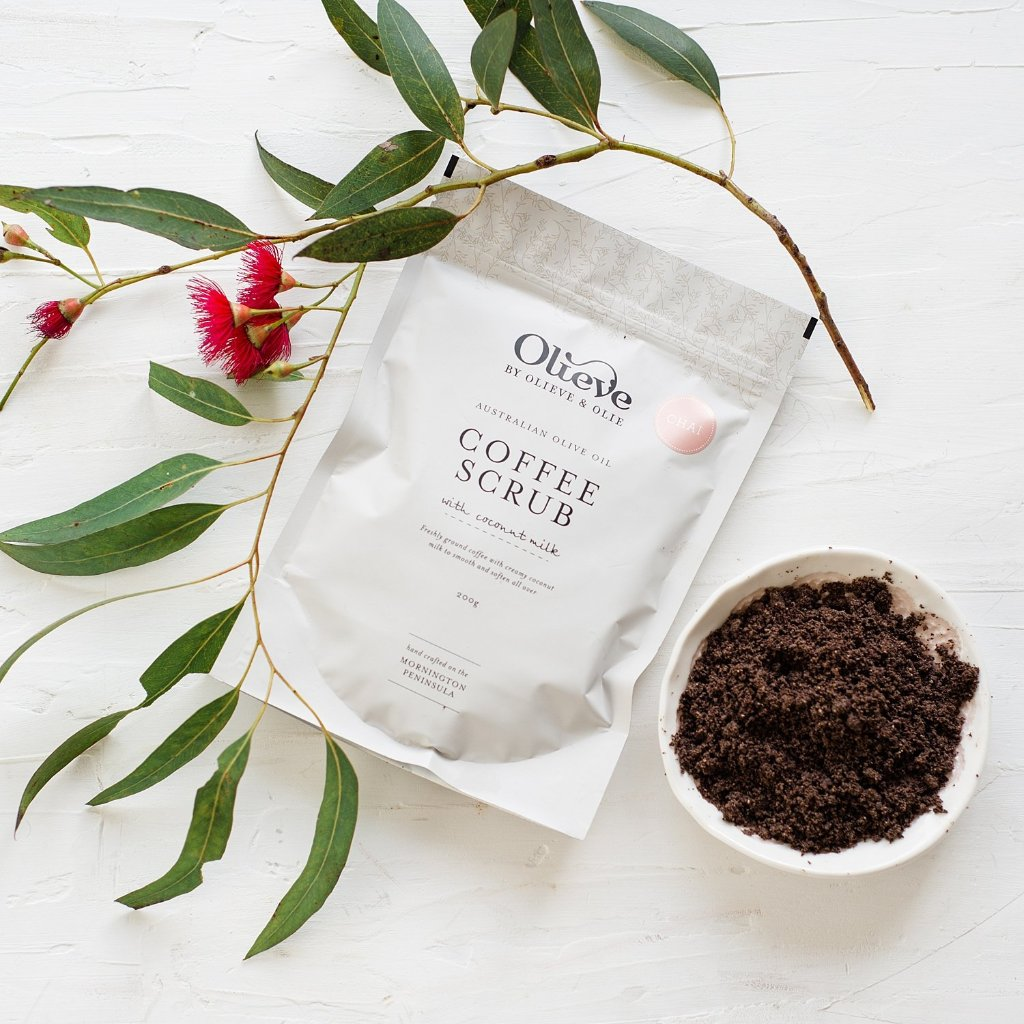 Coffee Scrub - Chai