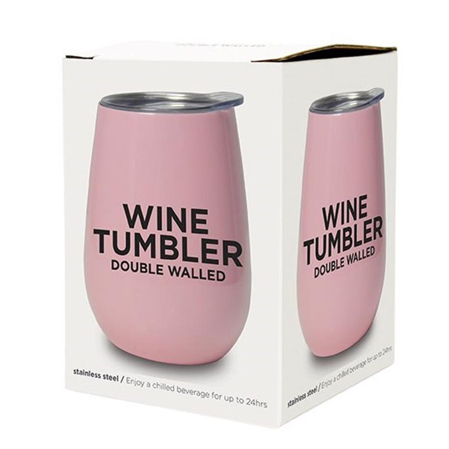 Wine Tumbler - Gloss Candy