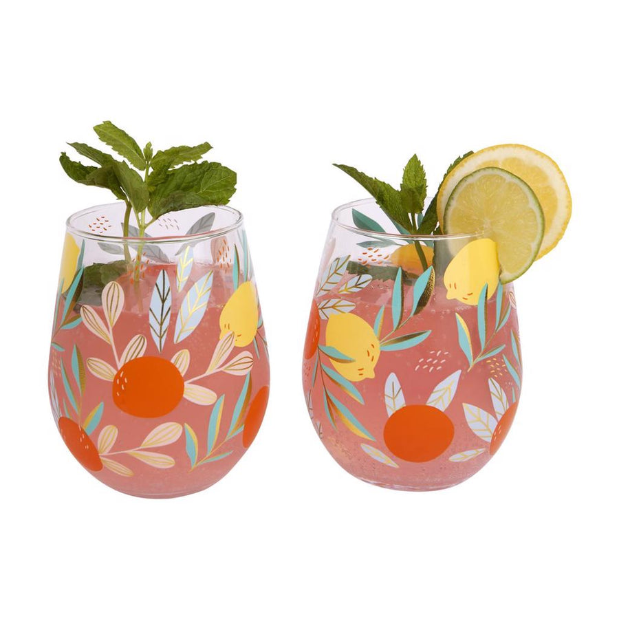Stemless Glasses Dolce Vita S2
