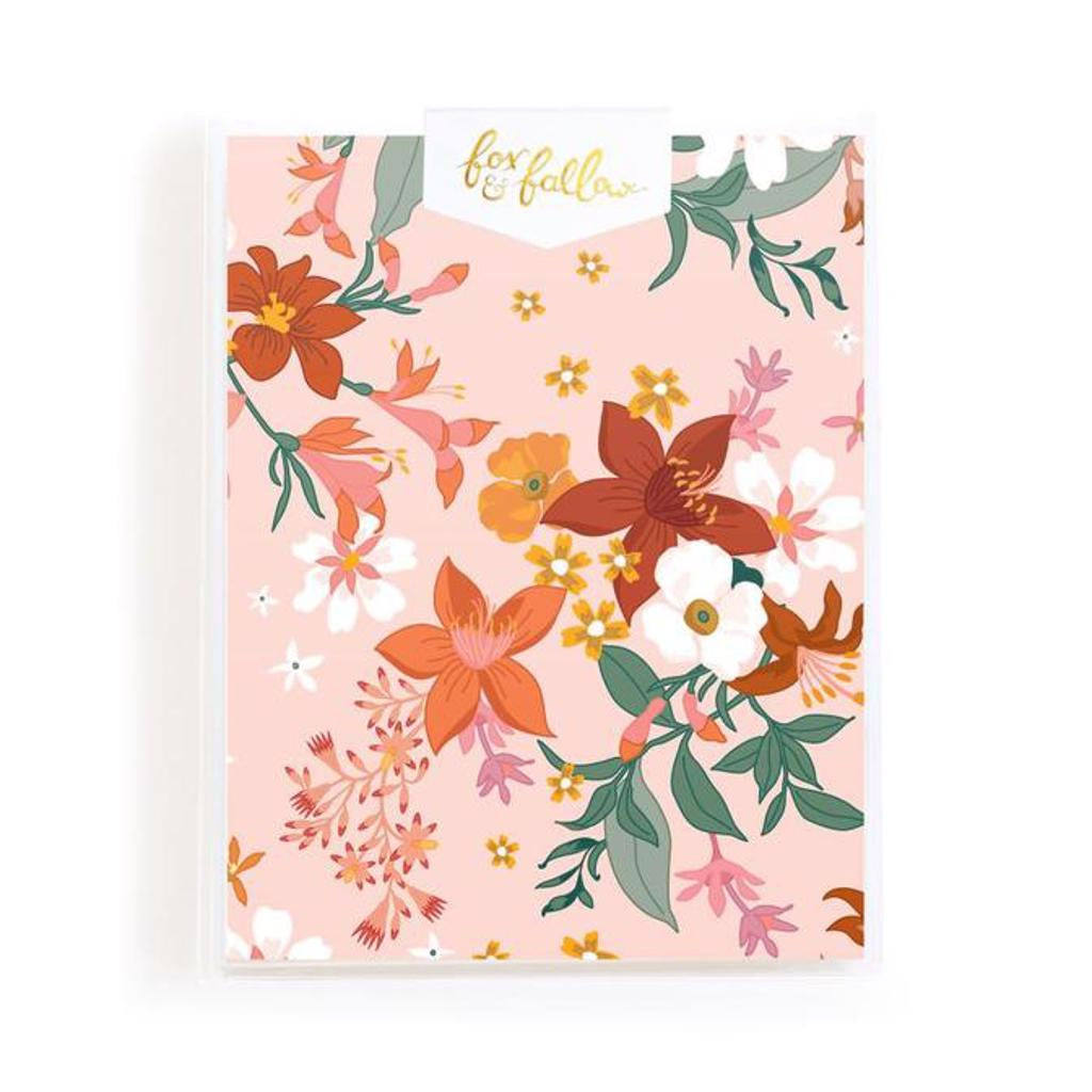Bohemia Cream Florals Boxed Set