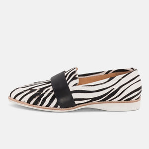 Madison Albert Strap - Zebra Pony