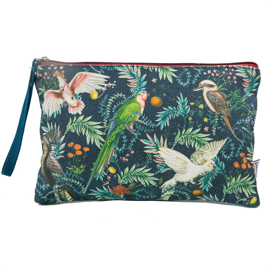 Tre of Life Clutch Purse