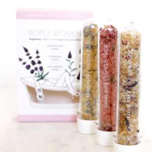 Bath Soak Trilogy Set