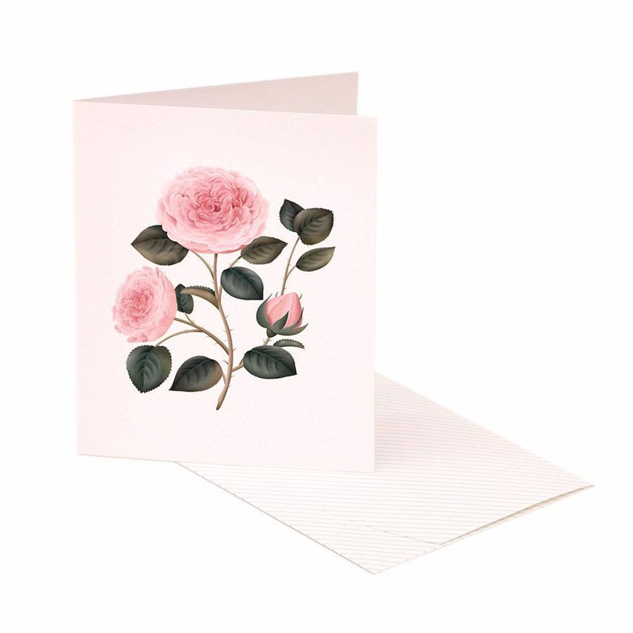 Clap Clap Scented Card - Bulgarian Rose