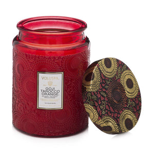 Voluspa Goji & Tarocco 100hr Candle