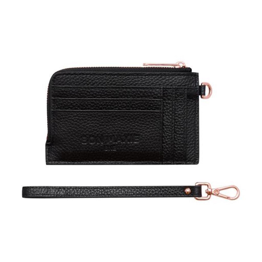 Mighty Mini Wallet 2.0 Black/Rose Gold