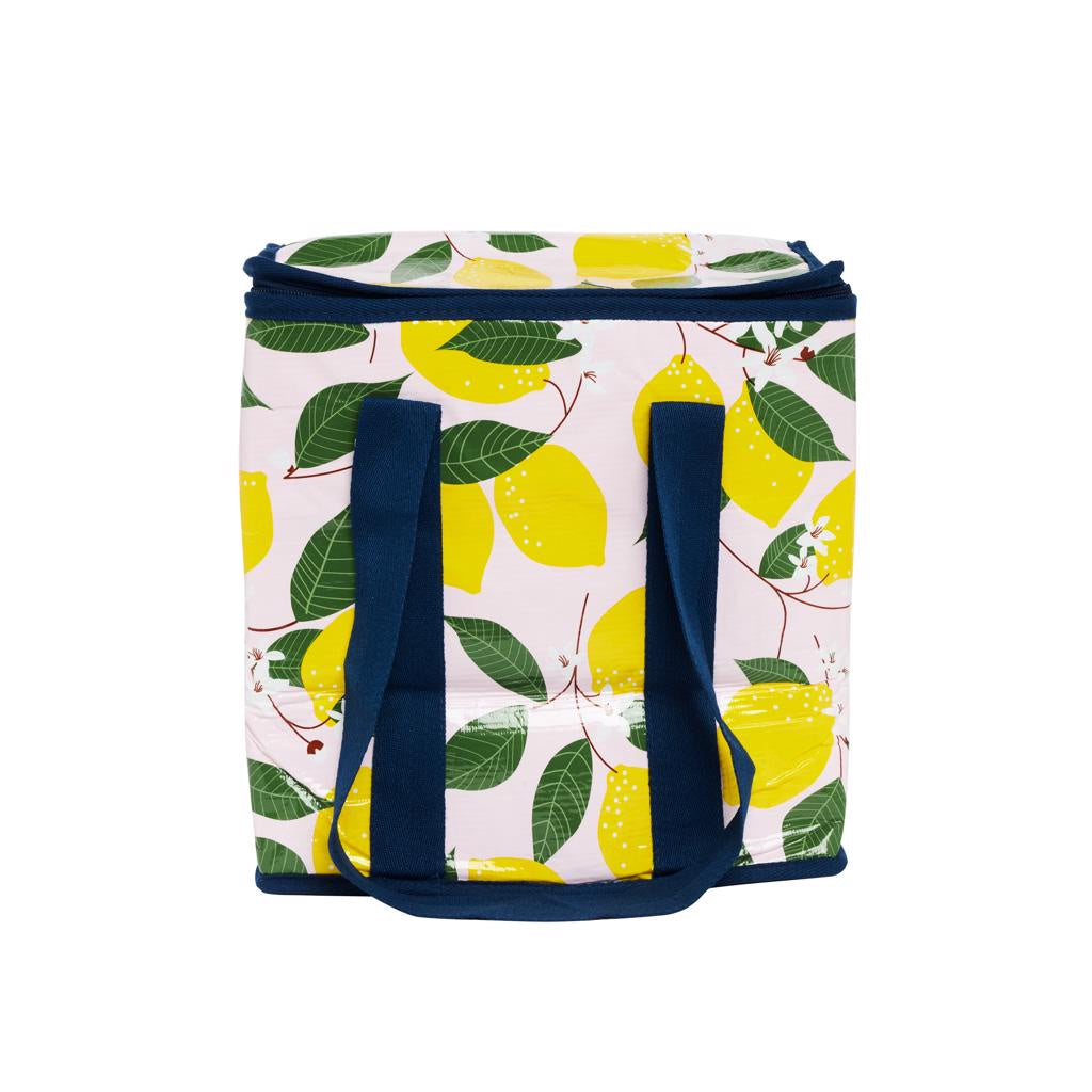 Lemon Insulated Tote