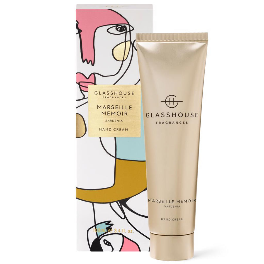 Marseille Memoir Limited Edition Hand Cream
