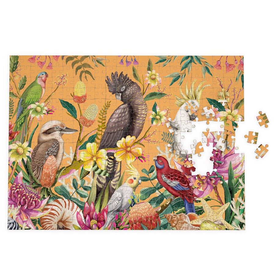 Floral Paradiso Puzzle