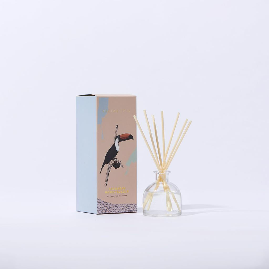 Celia Loves Japanese Honeysuckle Diffuser