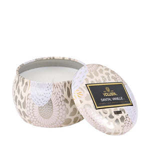 Voluspa Santal Vanille Dec Tin