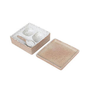 Garden to Table Salt & Pepper Box