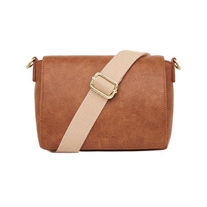 Ferrara Day Bag - Tan Pebble