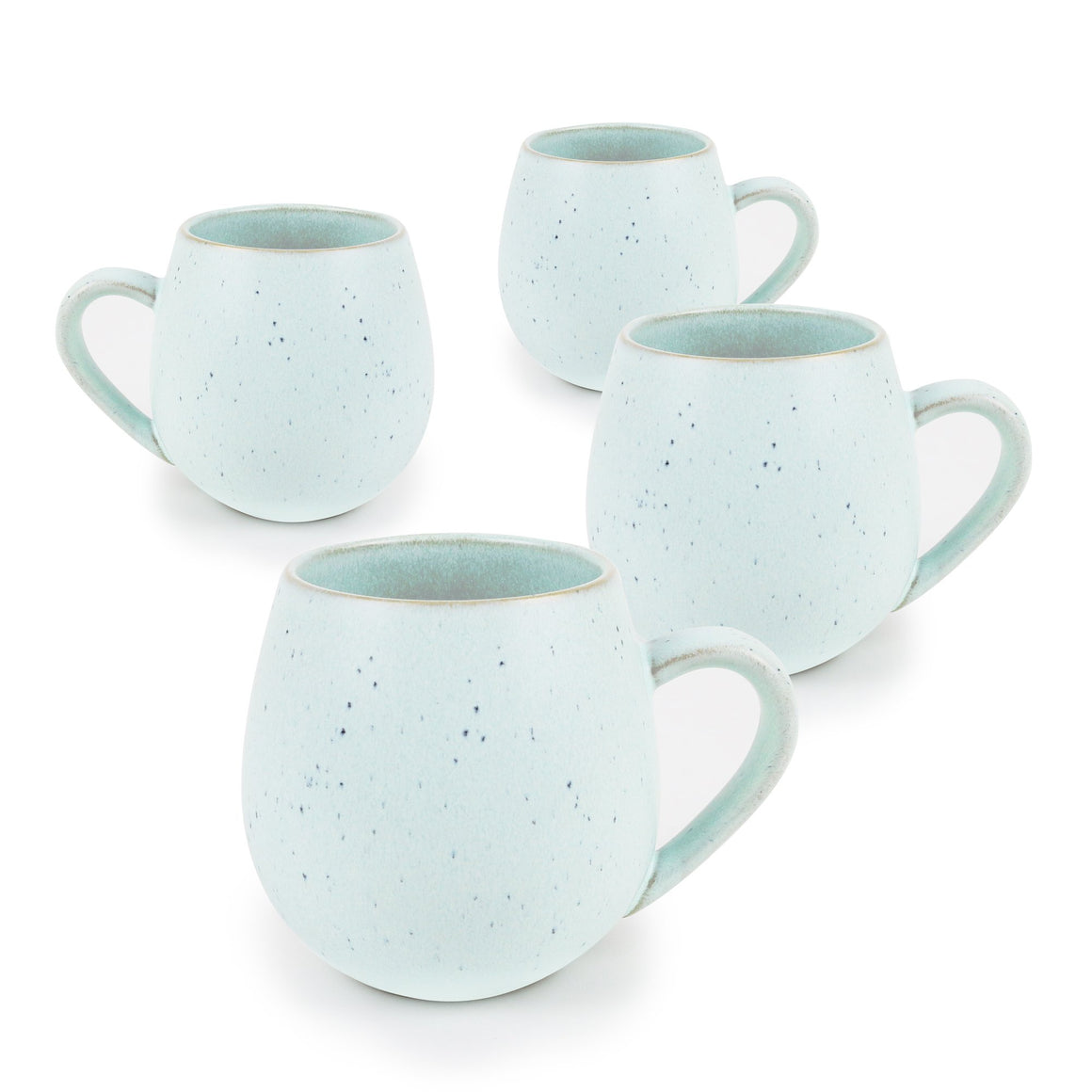 Hug Me Mug - Speckled Green