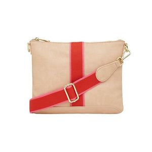 Fairlight Pouch - Nude Pebble