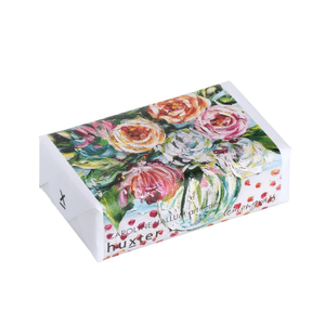 Huxter Coney Floral Soap