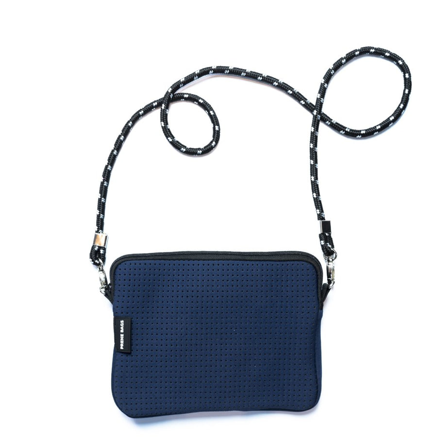 Prene Pixie Bag (Navy Blue)