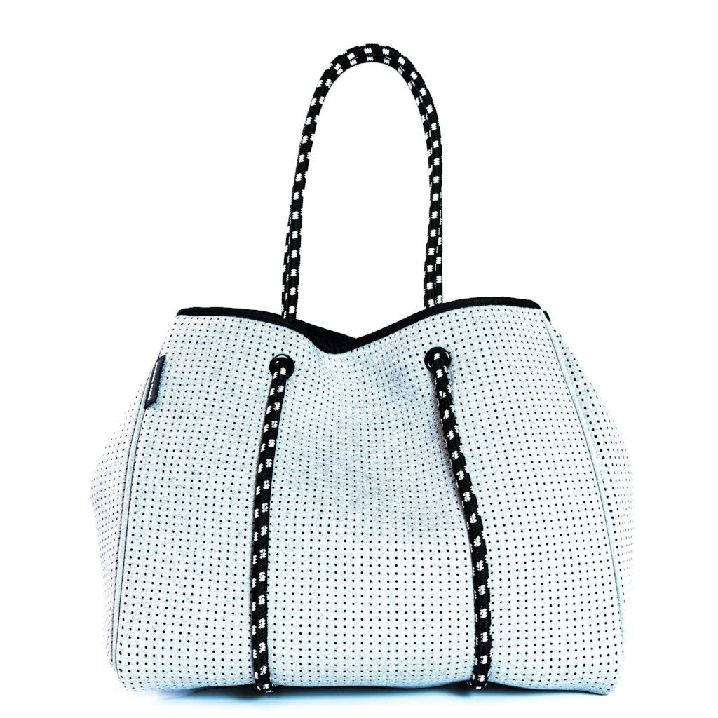 Prene Portsea Bag (Light Grey)