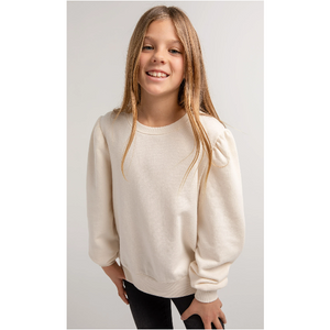 Girls Zoe Terry Sweatshirt