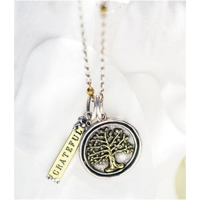 Wing and a Prayer Tree of Life Charm - SPREE
