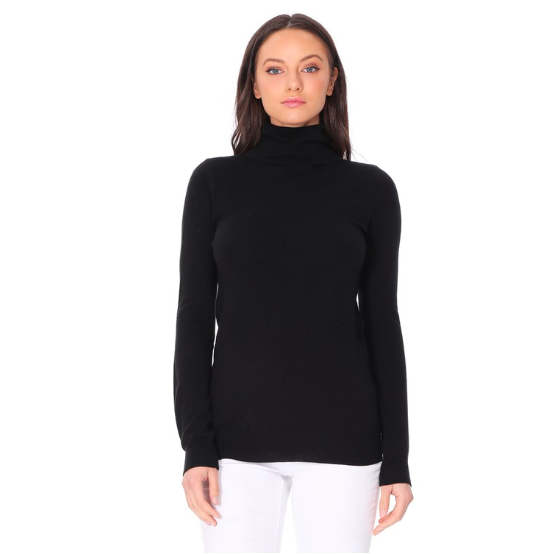 Turtleneck Pullover - SPREE