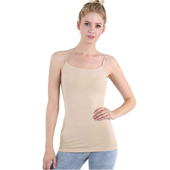 Thin Camisole Top - SPREE