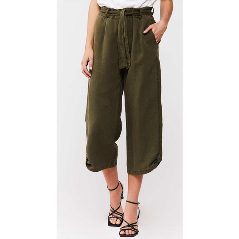 Atlas Wide Leg Crop Pant